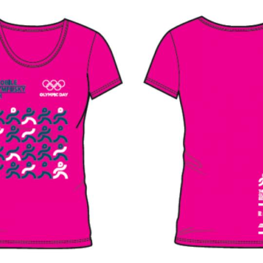 T-Mobile Olympijský běh - Zásada 1